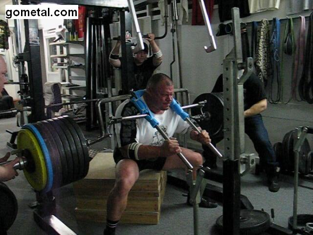 Safety squats for Homemade safety squat bar